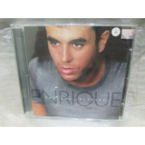 Cd Enrique Iglesias   Enrique [ Part  Esp Sandy E Junior ]